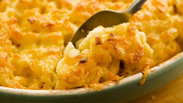 PHOTO: Macaroni and cheese