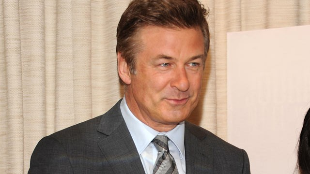 PHOTO: Alec Baldwin attends the