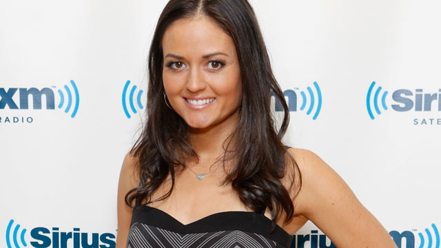 PHOTO: Actress Danica McKellar visits the SiriusXM Studios, Nov. 15, 2012 in New York City.