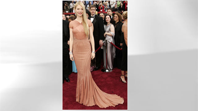 PHOTO: Academy Award winner Gwyneth Paltrow arrives at the 79th Academy Awards in Hollywood, Feb. 25, 2007.