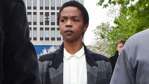 gty Lauryn Hill released thg 131008 16x9 608 Lauryn Hill Gets Reprieve from Home Detention to Go On Tour