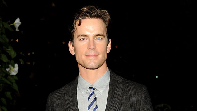 PHOTO:Matt Bomer attends the Billy Reid fashion show during Mercedes-Benz Fashion Week Spring 2014 at The McKittrick Hotel on September 6, 2013 in New York.