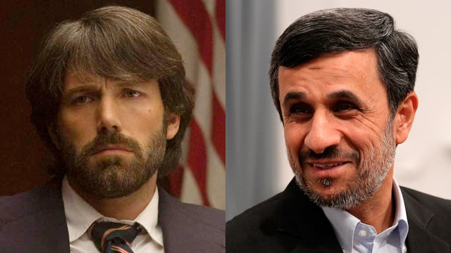"PHOTO: Ben Affleck's international thriller ""Argo"" is set for a reboot, only this time it's the Iranians telling the story of American diplomats who evaded capture and daringly escaped Tehran during the 1979 hostage crisis."