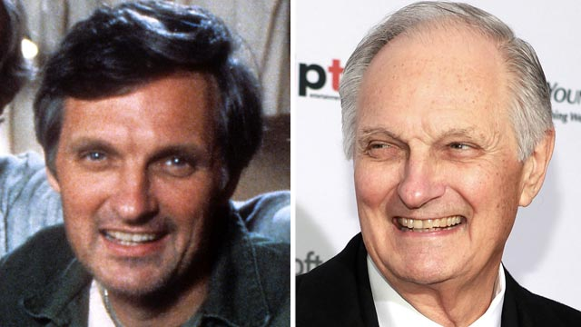 PHOTO: Alan Alda