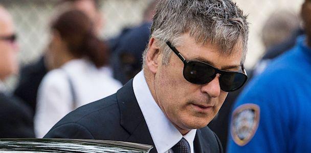 gty alec baldwin gandolfini funeral ll 130627 33x16 608 James Gandolfini Funeral: Family, Co Stars Pay Last Respects