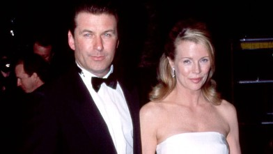 PHOTO: Alec Baldwin and Kim Basinger.