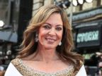 Allison Janney Dazzles on the Red Carpet