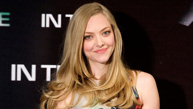 "PHOTO: American actress Amanda Seyfried attends ""In Time"" photo call at Villa Magna Hotel, Nov. 3, 2011 in Madrid, Spain"