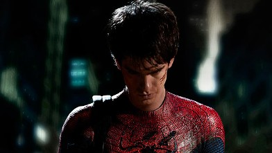PHOTO: Andrew Garfield as Spider-Man.