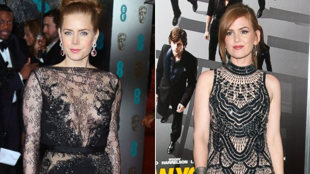 gty amy adams isla fisher 4 ll 131211 16x9 608 Amy Adams and Isla Fisher Separated at Birth? Side by Side Comparison