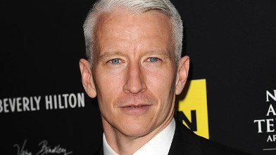 PHOTO: Journalist Anderson Cooper attends the 39th annual Daytime Emmy Awards at The Beverly Hilton Hotel on June 23, 2012 in Beverly Hills, California.