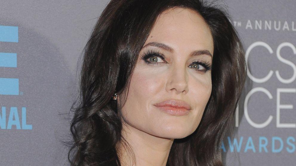 PHOTO Angelina Jolie arrives Angelina Jolie