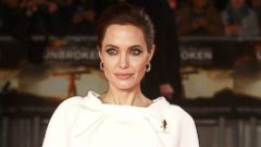 Angelina Jolie Shows Off Her Sophisticated Style