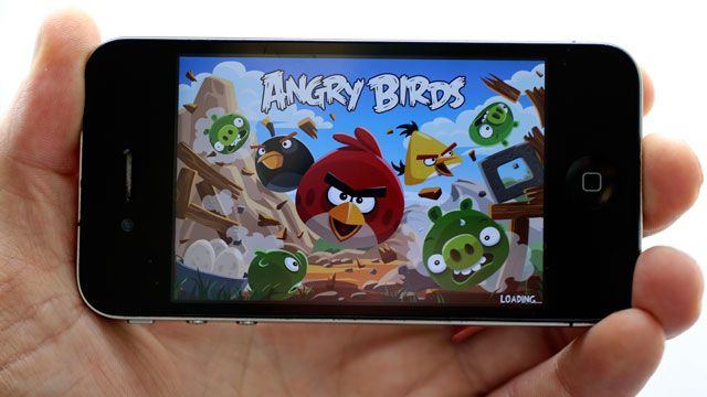 PHOTO: Angry Birds announced that John Cohen will be the producer of the Angry Birds movie in 2016.