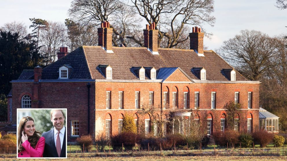 Inside Anmer Hall, Home to the New Royal Baby - ABC News