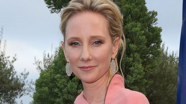 PHOTO: Actress Anne Heche attends a party at Villa di Sogni on August 18, 2013 in Laguna Beach, Calif.