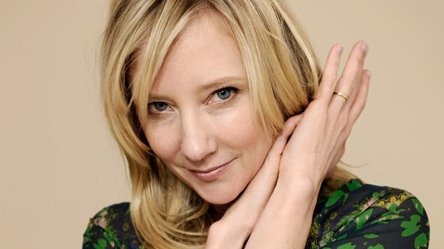 PHOTO: Anne Heche poses for a portrait during the 2012 Sundance Film Festival at the Getty Images Portrait Studio at T-Mobile Village on January 21, 2012 in Park City, Utah.