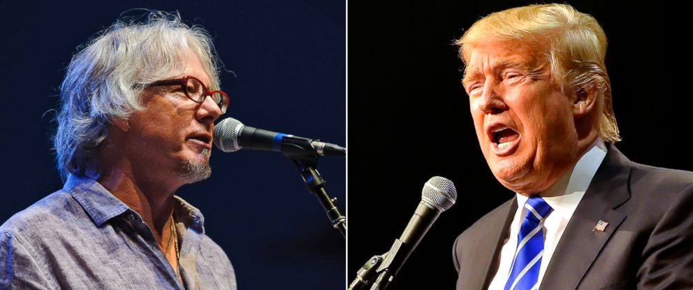 PHOTO: The band REM slammed Donald Trump for using their music.