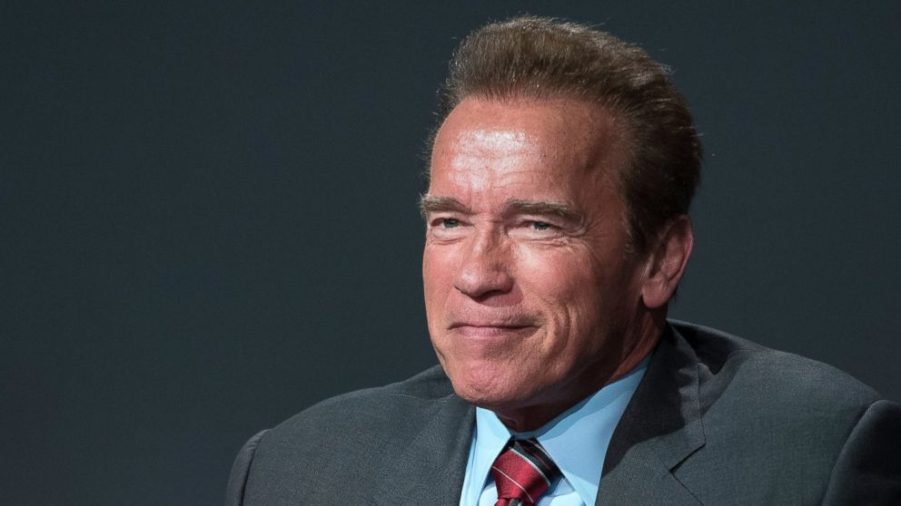 Arnold Schwarzenegger Reveals How He Fought to Change 'I'll Be Back ... Arnold Schwarzenegger