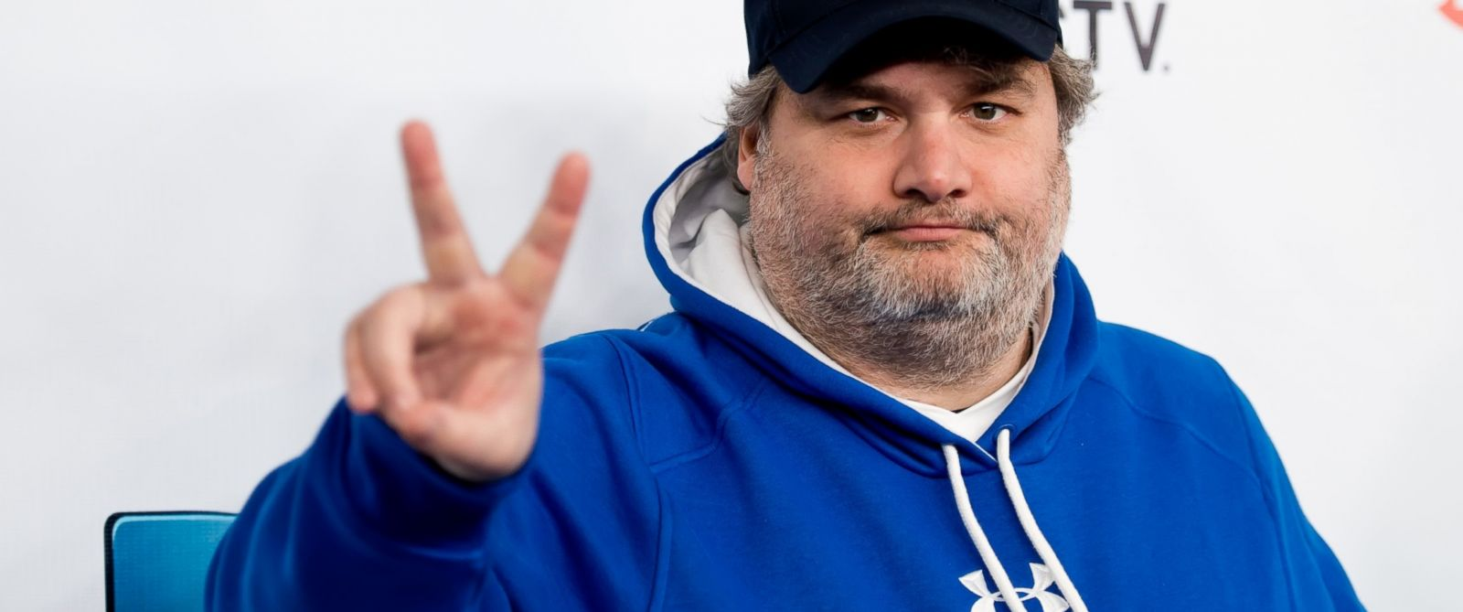 PHOTO: Actor Artie Lange attends DIRECTVs 8th Annual Celebrity Beach Bowl at Pier 40, Feb. 1, 2014 in New York City.