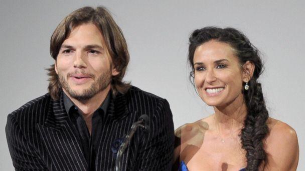 gty ashton kutcher demi moore ll 131127 16x9 608 Ashton Kutcher and Demi Moore Are Divorced