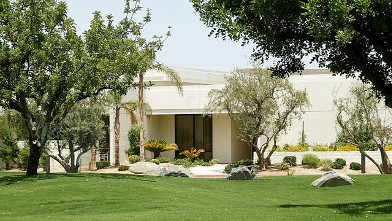 PHOTO: The Betty Ford Center is shown in Rancho Mirage, Calif., in this 2002 file photo.