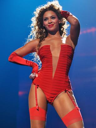 Celebrities In Corsets