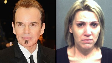 "PHOTO: Actor Billy Bob Thornton attends the ""Jayne Mansfield's Car"" Premiere, Feb. 13, 2012 in Berlin, Germany. ; The booking photo of the estranged daughter of actor Billy Bob Thornton, Amanda Brumfield, who was booked at the Orange County Florida Jail,"