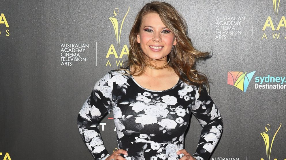 PHOTO: Bindi Irwin arrives at the 3rd Annual AACTA Awards Ceremony at The Star on Jan. 30, 2014 in Sydney, Australia.