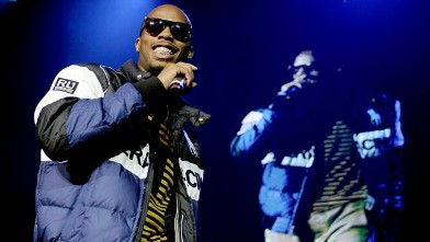 PHOTO: B.o.B. performs as part of Wild 94.9's Wild Jam at HP Pavilion, Dec. 18, 2011 in San Jose, Calif.