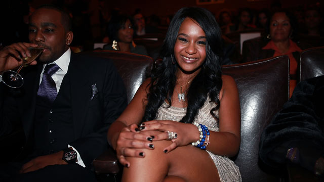 "PHOTO: Bobbi Kristina Brown attends ""The Houstons: On Our Own"" series premiere party, Oct. 22, 2012 in New York City."