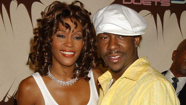 Whitney Houston, Mariah Carey Connect In Old Footage