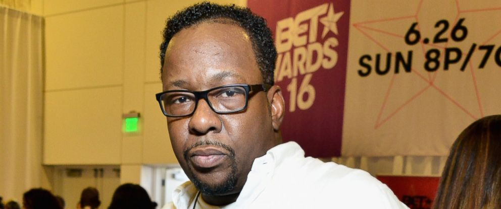 PHOTO: Bobby Brown attends the radio broadcast center during the 2016 BET Experience at the JW Marriott in Los Angeles, June 24, 2016.