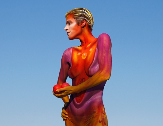 World Bodypainting Festival 2012