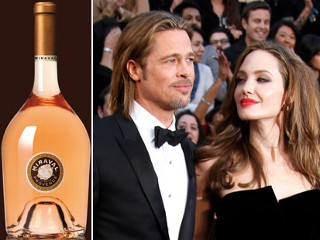 Pitt, Jolie's Miraval Rose Sells Out