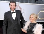 PHOTO: Bradley Cooper arrives with his mom, Gloria, at the 85th Annual Academy Awards, Feb. 24, 2013 in Hollywood, Calif.