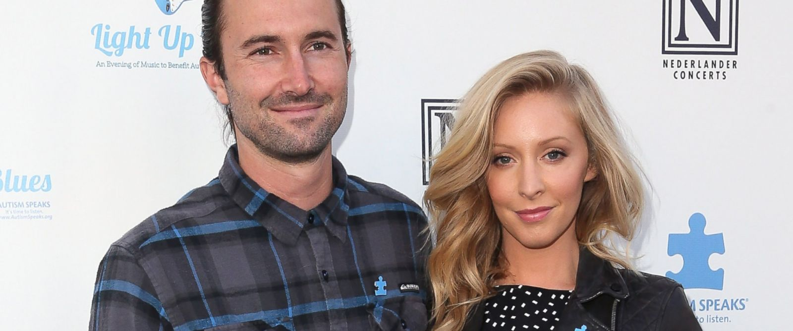 PHOTO: Musicians Brandon Jenner and Leah Felder attend the 2nd Light Up The Blues Concert, an evening of music to benefit Autism Speaks, on April 5, 2014 in Los Angeles.