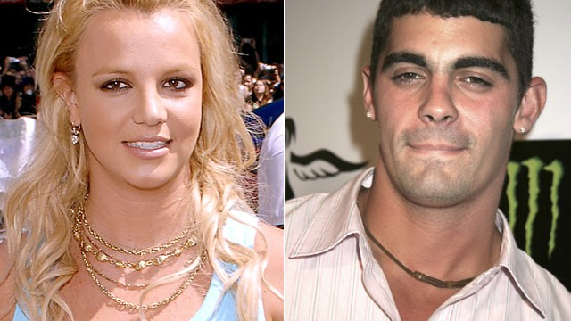 PHOTO: Britney Spears, left, and Jason Alexander, are shown in this 2005 file photos.