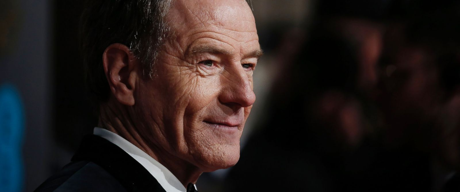 PHOTO: Bryan Cranston attends the EE British Academy Film Awards at The Royal Opera House on Feb. 14, 2016 in London.