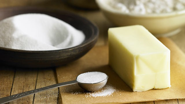PHOTO: Sara Moulton explains why most recipes recommend using unsalted butter.
