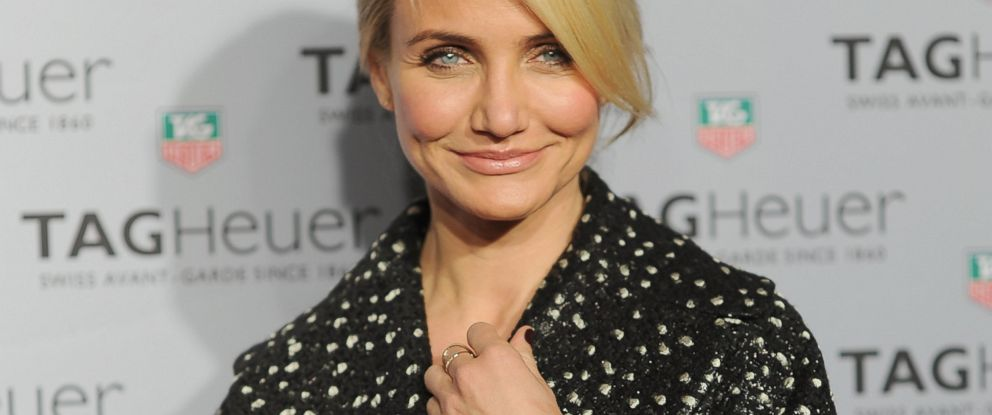 PHOTO: Actress Cameron Diaz attends is seen in this Jan. 28, 2014 file photo attending an event in New York City.