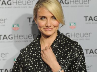 Cameron Diaz and Benji Madden Hold Hands, Spark Dating Rumors