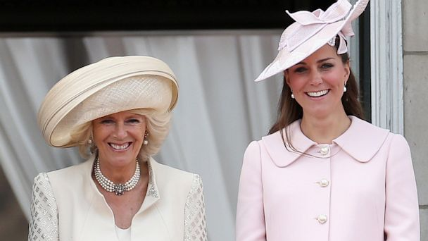 gty camilla catherine mi 130715 16x9 608 Royal Baby Could Arrive by the End of the Week, Camilla Says