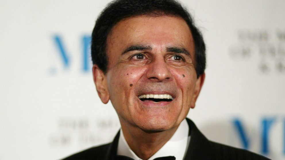 PHOTO: Casey Kasem is seen at The Beverly Hills Hotel in Beverly Hills, Calif. on Nov. 10, 2003.