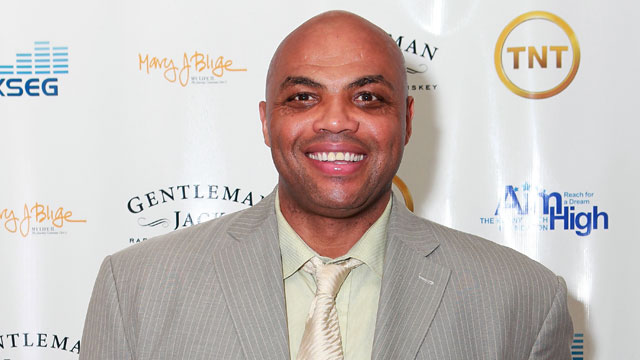 PHOTO: Charles Barkley attends 10th Annual Kenny The Jet Smith NBA All-Star Bash, Feb. 24, 2012 in Orlando, Florida.