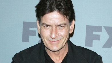 PHOTO: Charlie Sheen attends the 2012 FX Ad Sales Upfront at Lucky Strike, March 29, 2012 in New York City.