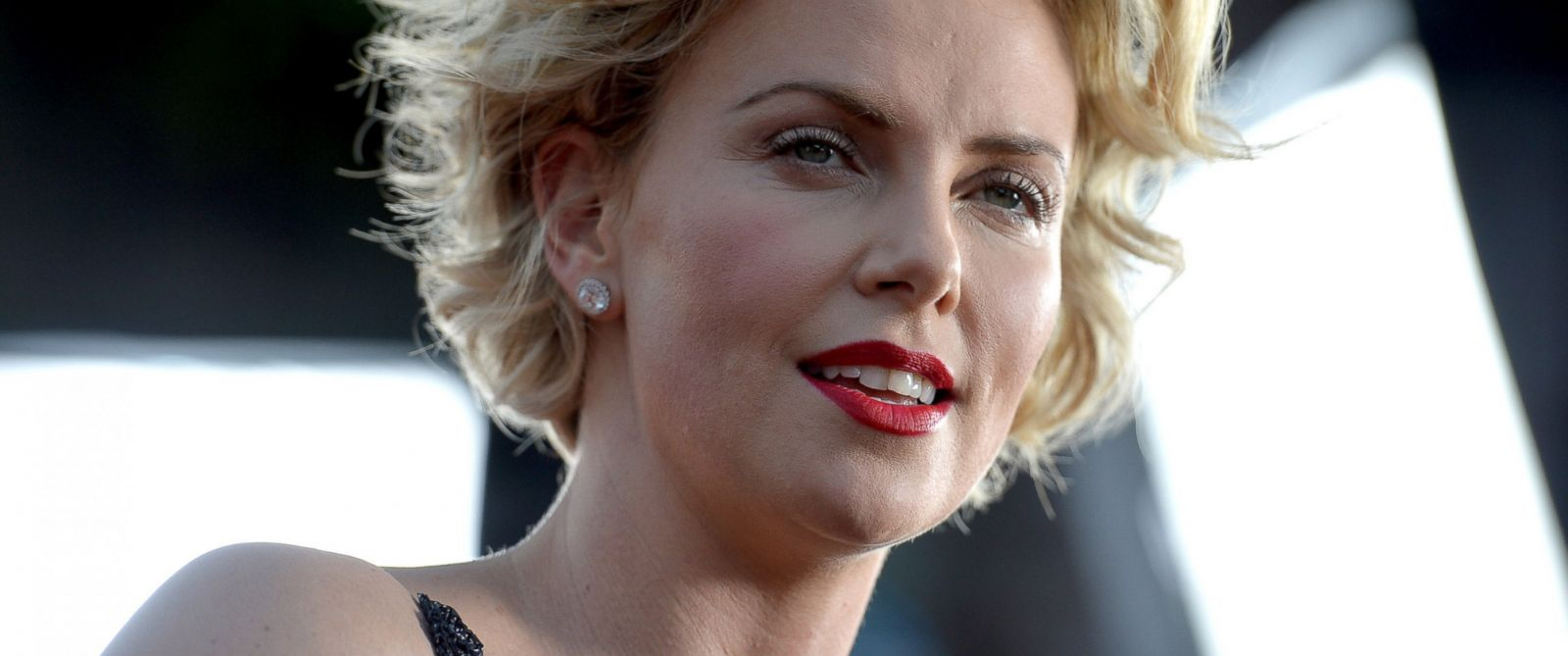 "PHOTO: Actress Charlize Theron attends the premiere of ""A Million Ways To Die In The West"" on May 15, 2014 in Westwood, Calif."