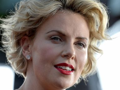 Charlize Theron Compares Internet Attention to Rape