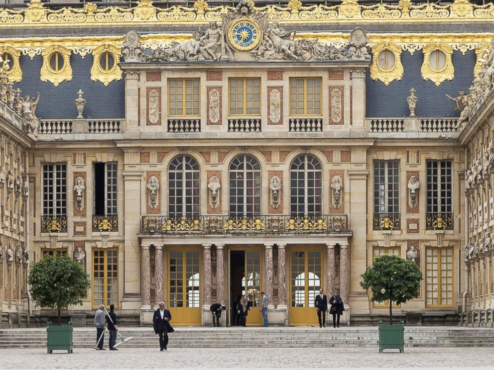 PHOTO: A view of Chateau de Versailles on June 9, 2013 in Versailles, France.