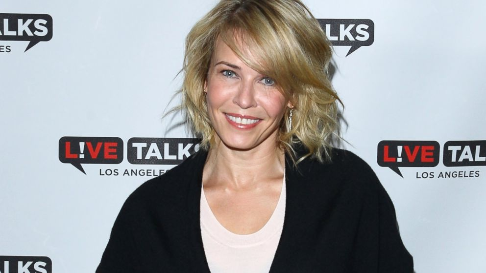 PHOTO: Chelsea Handler attends An Evening With Chelsea Handler In Conversation With Gwyneth Paltrow at Alex Theatre, March 11, 2014 in Glendale, California.